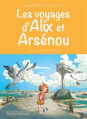 Les voyages d'Alix et Arsénou