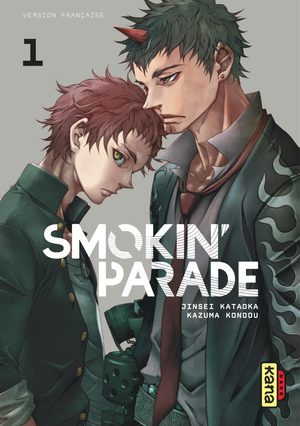 Smokin' parade Manga