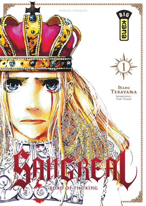 Sangreal - Road of the king Manga