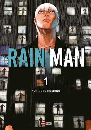 Rain Man Manga