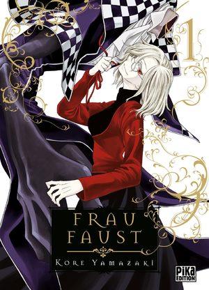 Frau Faust Manga