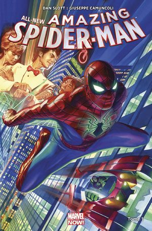 All-New Amazing Spider-Man