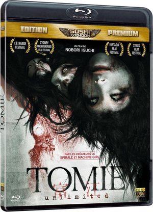 Tomie Unlimited Manga