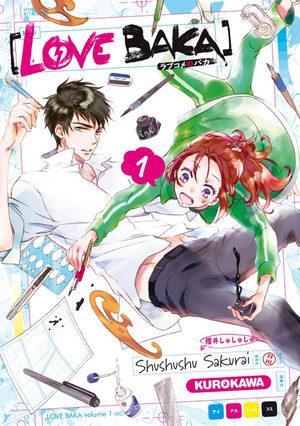 Love Baka Manga