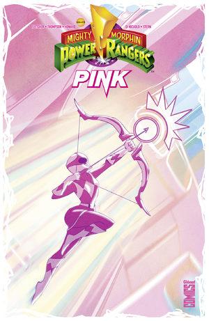 Power Rangers Pink