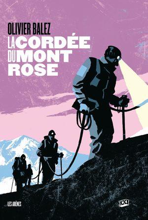 La cordée du Mont-Rose