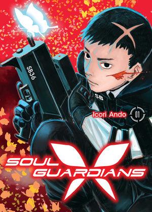 Soul guardians Manga