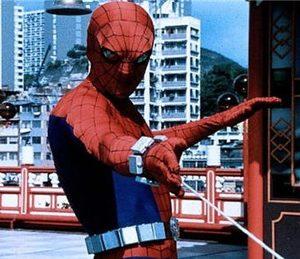 L'Homme araignée (1977)