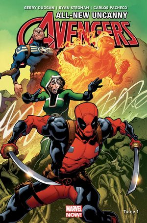 All-New Uncanny Avengers