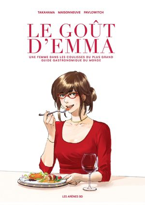 Le gout d'Emma Manga
