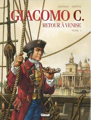 Giacomo C. - Retour a Venise