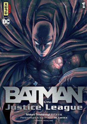 Batman & the justice League