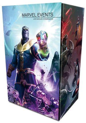 Marvel Events - Les Sagas Cosmiques
