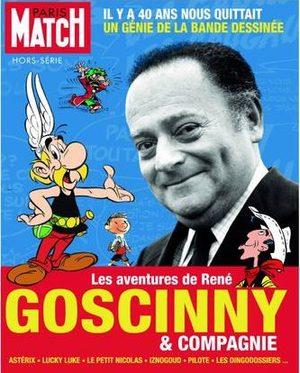 Les aventures de René Goscinny & compagnie