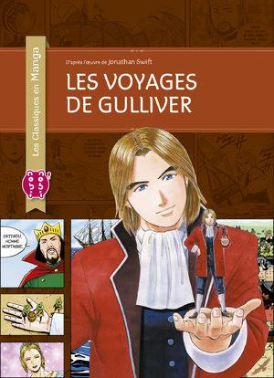 Les voyages de Gulliver Manga