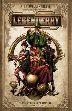 Legenderry - L'aventure steampunk
