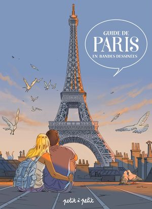 Guide de Paris en BD
