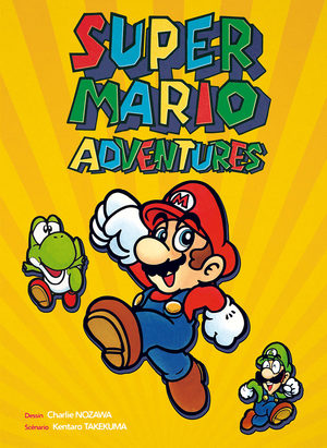Super Mario Adventures Manga