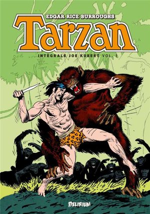Tarzan - Intégrale Joe Kubert