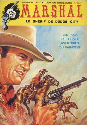 Marshal, le shérif de Dodge City