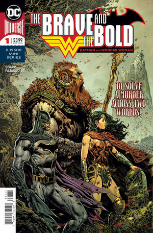 The Brave and the Bold - Batman and Wonder Woman