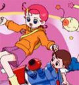 Comet San Série TV animée
