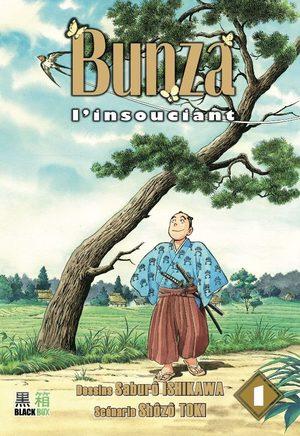 Bunza l'insouciant Manga
