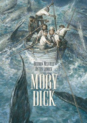 Moby Dick (Lomaev) Livre illustré