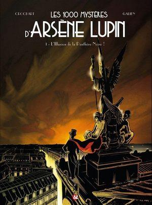 Les 1000 Mystères d'Arsène Lupin