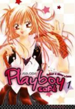 Playboy Café Manga