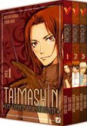 Taimashin Manga