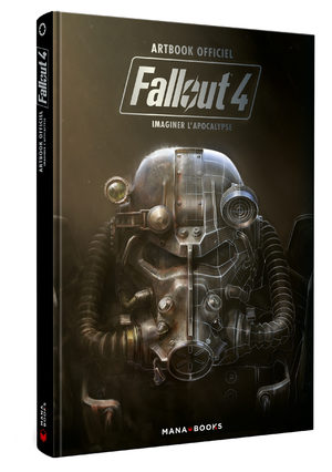 Artbook Officiel Fallout 4 - Imaginer l'Apocalypse