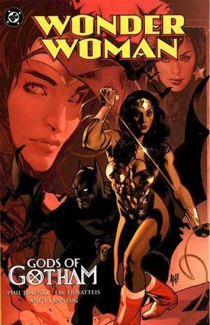 Wonder Woman - Gods of Gotham
