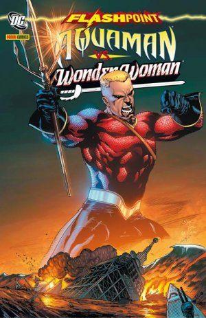 Flashpoint Sonderband - Aquaman vs. Wonder Woman