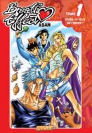 Breath Effect Global manga