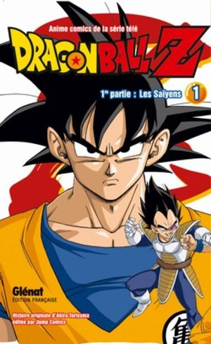 Dragon Ball Z - 1ère partie : Les Saïyens