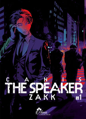 Canis -The Speaker- Manga