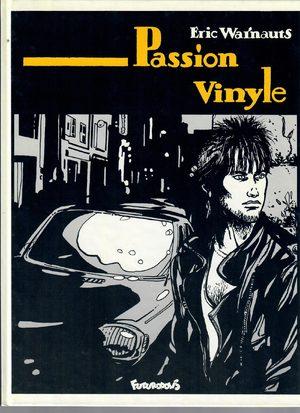 Passion vinyle