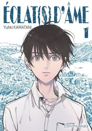 Éclat(s) d'âme Manga