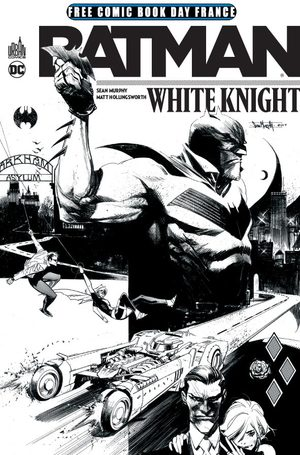 Free Comic Book Day France 2018 - Batman - White Knight