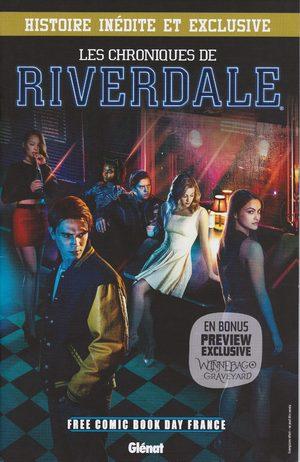 Free Comic Book Day France 2018 - Les Chroniques de Riverdale Et Winnebago Graveyard