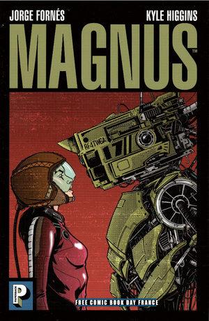 Free Comic Book Day France 2018 - Magnus