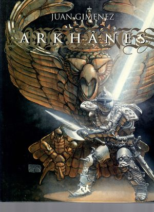Arkhânes