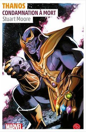Thanos - Condamnation à Mort (Roman)