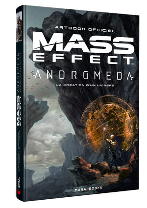 Mass Effect Andromeda - Artbook officiel Artbook