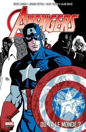 Avengers Par Geoff Johns
