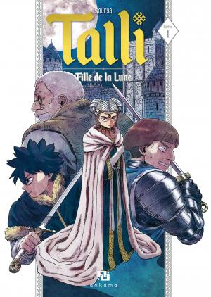 Talli Fille de la lune Global manga