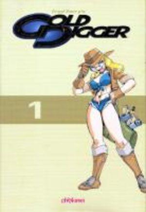 Gold Digger Global manga
