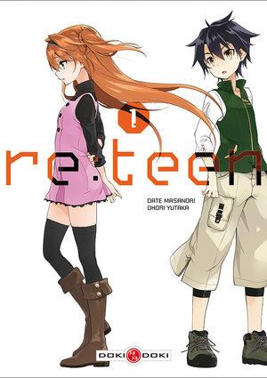 Re:teen Manga