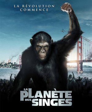 La Planète des Singes - La trilogie